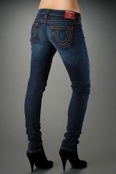 True Religion Women's Jeans Stella Petite Skinny Jean ...