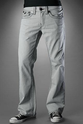 True Religion Jeans Straight Leg Men [Straight Leg Jeans Men 27