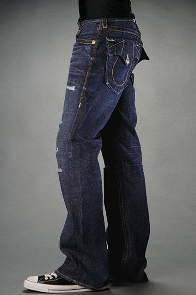 True Religion Bootcut Jeans Mens [Bootcut Jeans Men 20] - $69.00