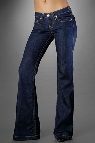 True Religion Womens Bootcut Jeans [Bootcut Jeans Women 22