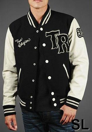 True religion jean jacket mens